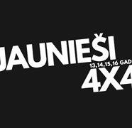 Jaunieši 4×4