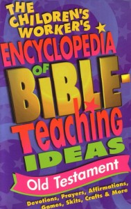 Encyclopedia of Bible - teaching ideas OT
